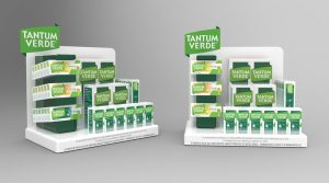 TANTUM VERDE Counter Stand