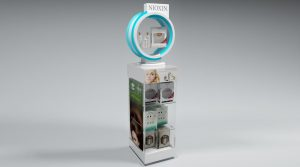 NIOXIN Counter Stand