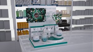 VICHY Counter Stand